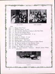Page 17, 1918 Edition, William Smith College - Pine Yearbook (Geneva, NY) online yearbook collection