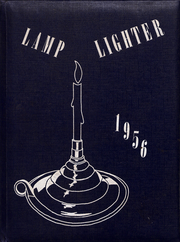 1956 Edition, WCA Hospital School of Nursing - Lamplighter Yearbook (Jamestown, NY)