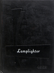 1959 Edition, WCA Hospital School of Nursing - Lamplighter Yearbook (Jamestown, NY)