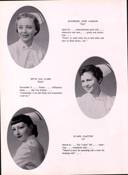 Page 11, 1959 Edition, WCA Hospital School of Nursing - Lamplighter Yearbook (Jamestown, NY) online yearbook collection