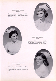 Page 12, 1959 Edition, WCA Hospital School of Nursing - Lamplighter Yearbook (Jamestown, NY) online yearbook collection