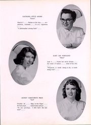 Page 14, 1959 Edition, WCA Hospital School of Nursing - Lamplighter Yearbook (Jamestown, NY) online yearbook collection