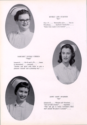 Page 15, 1959 Edition, WCA Hospital School of Nursing - Lamplighter Yearbook (Jamestown, NY) online yearbook collection