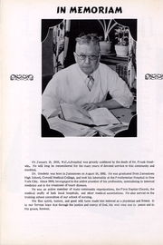 Page 7, 1959 Edition, WCA Hospital School of Nursing - Lamplighter Yearbook (Jamestown, NY) online yearbook collection