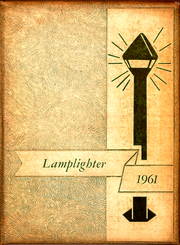 1961 Edition, WCA Hospital School of Nursing - Lamplighter Yearbook (Jamestown, NY)