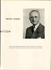 Page 11, 1951 Edition, University at Buffalo School of Medicine - Yearbook (Buffalo, NY) online yearbook collection