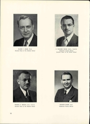 Page 16, 1951 Edition, University at Buffalo School of Medicine - Yearbook (Buffalo, NY) online yearbook collection