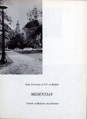 Page 3, 1965 Edition, University at Buffalo School of Medicine - Yearbook (Buffalo, NY) online yearbook collection