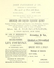 Page 15, 1894 Edition, Barnard College - Mortarboard Yearbook (New York, NY) online yearbook collection