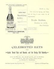 Page 16, 1894 Edition, Barnard College - Mortarboard Yearbook (New York, NY) online yearbook collection