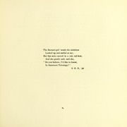 Page 113, 1899 Edition, Barnard College - Mortarboard Yearbook (New York, NY) online yearbook collection