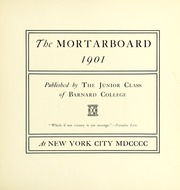 Page 17, 1900 Edition, Barnard College - Mortarboard Yearbook (New York, NY) online yearbook collection