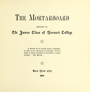 Page 15, 1901 Edition, Barnard College - Mortarboard Yearbook (New York, NY) online yearbook collection