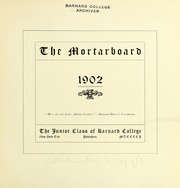 Page 17, 1902 Edition, Barnard College - Mortarboard Yearbook (New York, NY) online yearbook collection