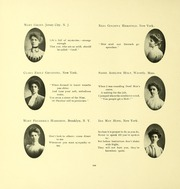 Page 122, 1903 Edition, Barnard College - Mortarboard Yearbook (New York, NY) online yearbook collection