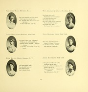 Page 123, 1903 Edition, Barnard College - Mortarboard Yearbook (New York, NY) online yearbook collection