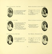 Page 124, 1903 Edition, Barnard College - Mortarboard Yearbook (New York, NY) online yearbook collection