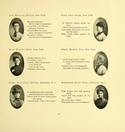 Page 125, 1903 Edition, Barnard College - Mortarboard Yearbook (New York, NY) online yearbook collection