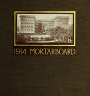 Page 1, 1914 Edition, Barnard College - Mortarboard Yearbook (New York, NY) online yearbook collection