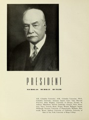 Page 12, 1939 Edition, Barnard College - Mortarboard Yearbook (New York, NY) online yearbook collection