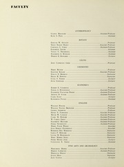 Page 16, 1939 Edition, Barnard College - Mortarboard Yearbook (New York, NY) online yearbook collection