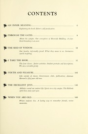 Page 11, 1941 Edition, Barnard College - Mortarboard Yearbook (New York, NY) online yearbook collection