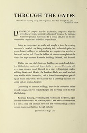 Page 14, 1941 Edition, Barnard College - Mortarboard Yearbook (New York, NY) online yearbook collection