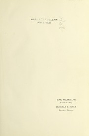 Page 5, 1941 Edition, Barnard College - Mortarboard Yearbook (New York, NY) online yearbook collection