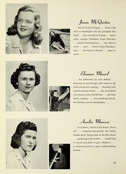 Page 100, 1942 Edition, Barnard College - Mortarboard Yearbook (New York, NY) online yearbook collection
