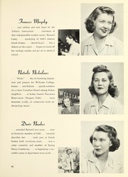 Page 103, 1942 Edition, Barnard College - Mortarboard Yearbook (New York, NY) online yearbook collection