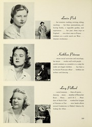 Page 104, 1942 Edition, Barnard College - Mortarboard Yearbook (New York, NY) online yearbook collection