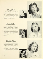 Page 105, 1942 Edition, Barnard College - Mortarboard Yearbook (New York, NY) online yearbook collection