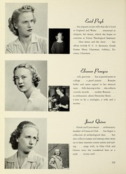 Page 106, 1942 Edition, Barnard College - Mortarboard Yearbook (New York, NY) online yearbook collection