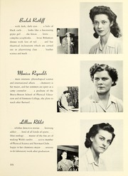 Page 107, 1942 Edition, Barnard College - Mortarboard Yearbook (New York, NY) online yearbook collection