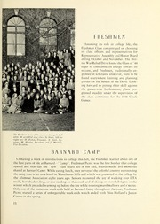 Page 17, 1942 Edition, Barnard College - Mortarboard Yearbook (New York, NY) online yearbook collection