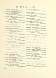Page 189, 1942 Edition, Barnard College - Mortarboard Yearbook (New York, NY) online yearbook collection