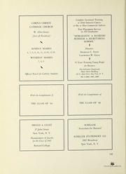 Page 196, 1942 Edition, Barnard College - Mortarboard Yearbook (New York, NY) online yearbook collection