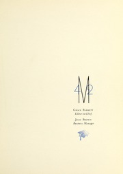 Page 5, 1942 Edition, Barnard College - Mortarboard Yearbook (New York, NY) online yearbook collection