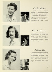 Page 94, 1942 Edition, Barnard College - Mortarboard Yearbook (New York, NY) online yearbook collection