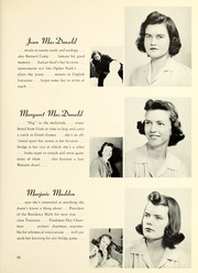 Page 97, 1942 Edition, Barnard College - Mortarboard Yearbook (New York, NY) online yearbook collection