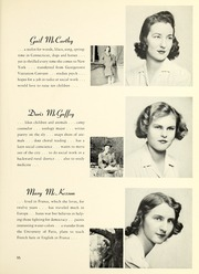 Page 99, 1942 Edition, Barnard College - Mortarboard Yearbook (New York, NY) online yearbook collection