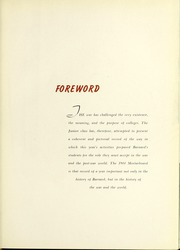 Page 13, 1944 Edition, Barnard College - Mortarboard Yearbook (New York, NY) online yearbook collection