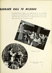 Page 17, 1944 Edition, Barnard College - Mortarboard Yearbook (New York, NY) online yearbook collection