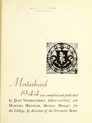 Page 5, 1944 Edition, Barnard College - Mortarboard Yearbook (New York, NY) online yearbook collection