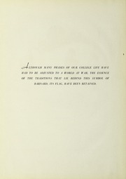Page 10, 1945 Edition, Barnard College - Mortarboard Yearbook (New York, NY) online yearbook collection