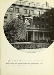 Page 13, 1945 Edition, Barnard College - Mortarboard Yearbook (New York, NY) online yearbook collection