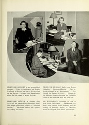 Page 17, 1945 Edition, Barnard College - Mortarboard Yearbook (New York, NY) online yearbook collection