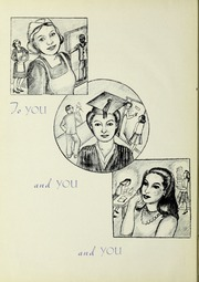 Page 8, 1945 Edition, Barnard College - Mortarboard Yearbook (New York, NY) online yearbook collection