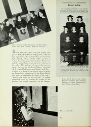 Page 16, 1948 Edition, Barnard College - Mortarboard Yearbook (New York, NY) online yearbook collection