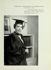 Page 9, 1948 Edition, Barnard College - Mortarboard Yearbook (New York, NY) online yearbook collection